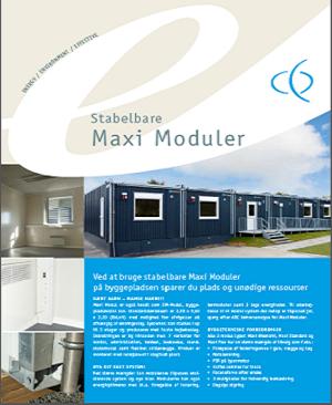 MaxiModul